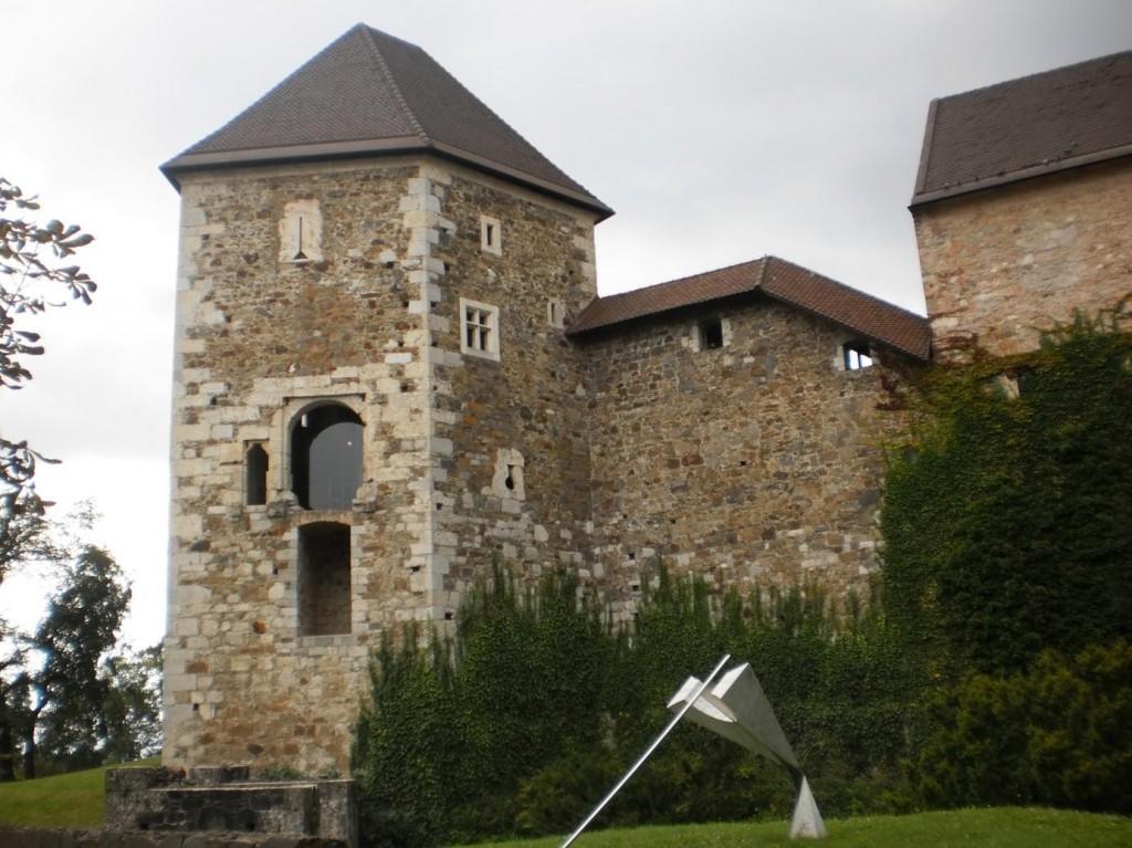 Люблянския замък