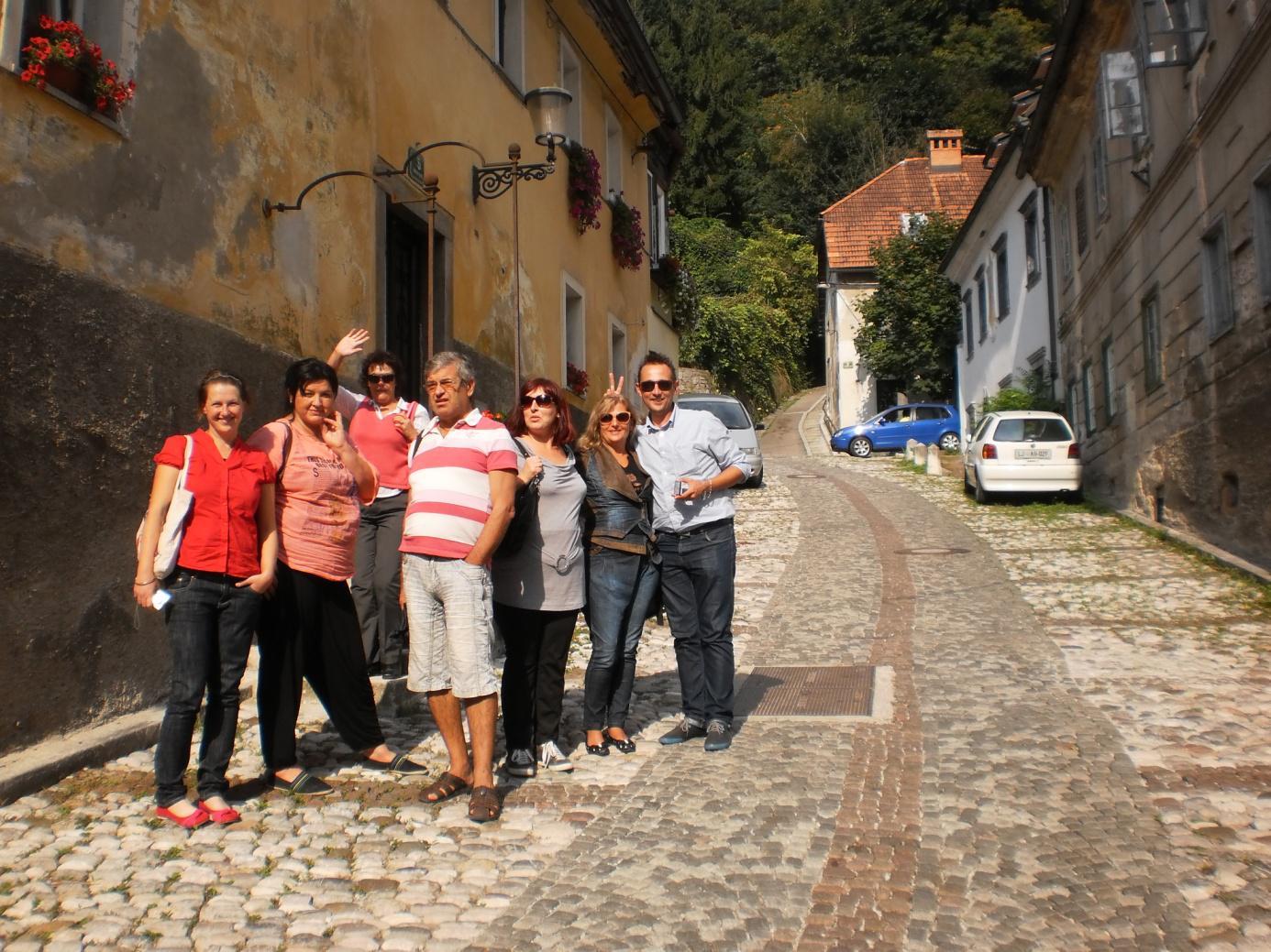 Разходка из Стария град
